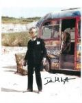 Dean Hollingsworth Doctor Who Signed 10 x 8 #3